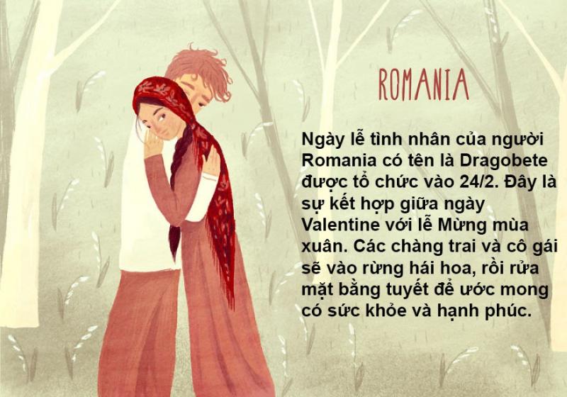 Ngày lễ của người Romania