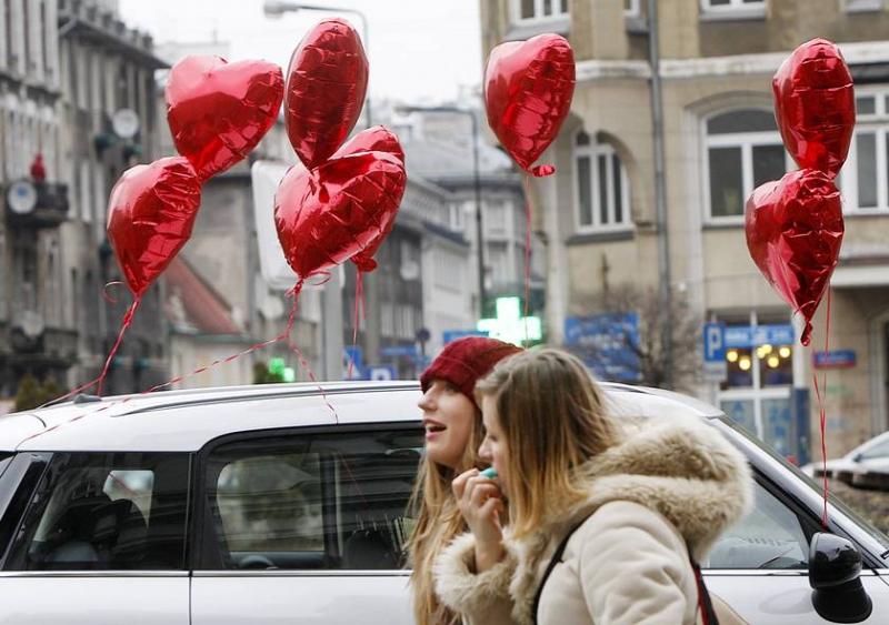 Ngày lễ Valentine ở Thụy Điển