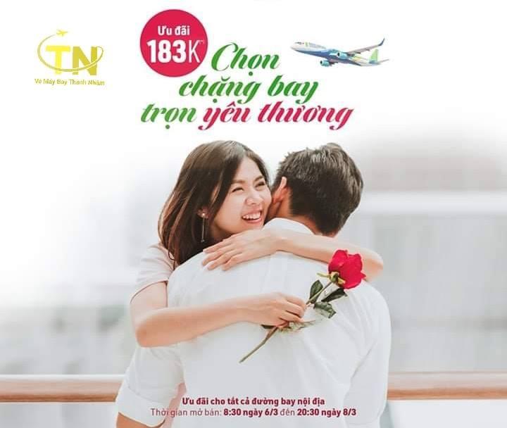 Vé Máy Bay Giá Rẻ Thanh Nhâm