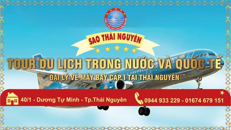 Phòng Vé Máy Bay Thái Nguyên