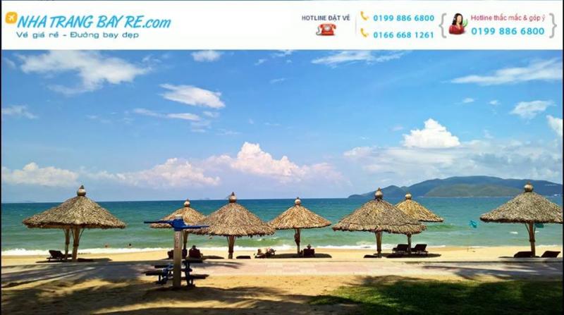 Top 6 Phòng vé máy bay uy tín nhất Nha Trang