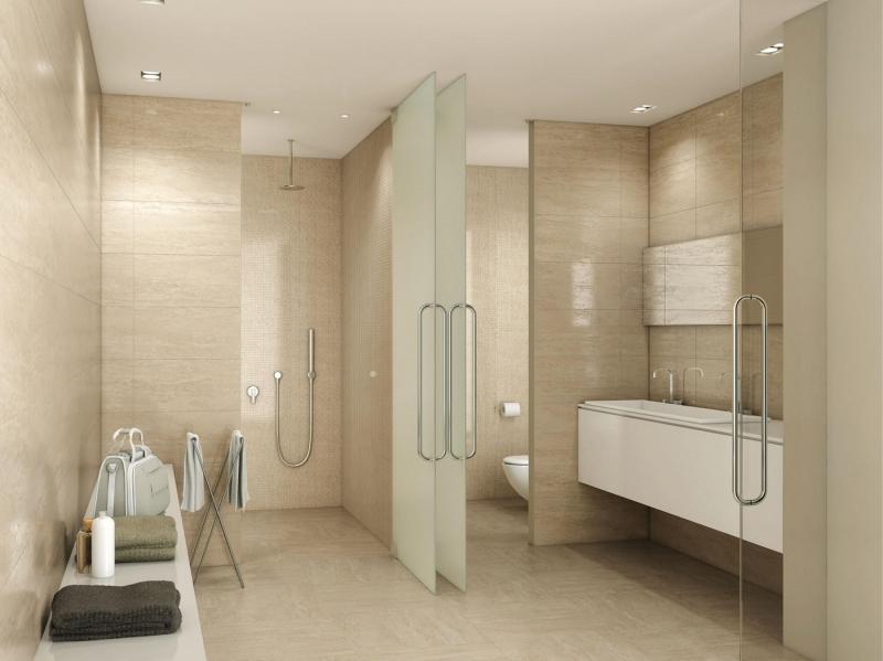 Nhà vệ sinh nên xây phía cuối nhà, nên hạn chế đối diện cửa lớn vì sẽ mang lại bệnh tật cho gia chủ.