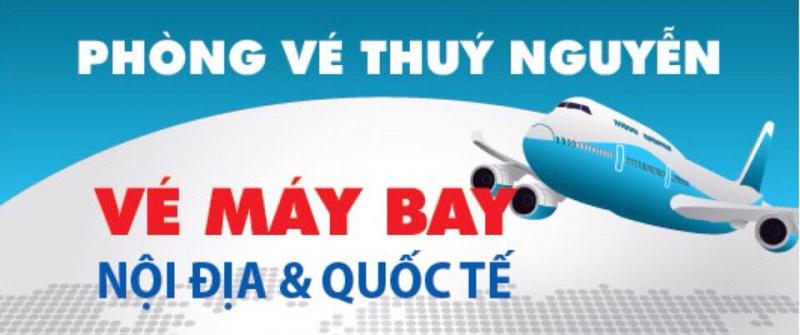 Phòng vé Thúy Nguyễn