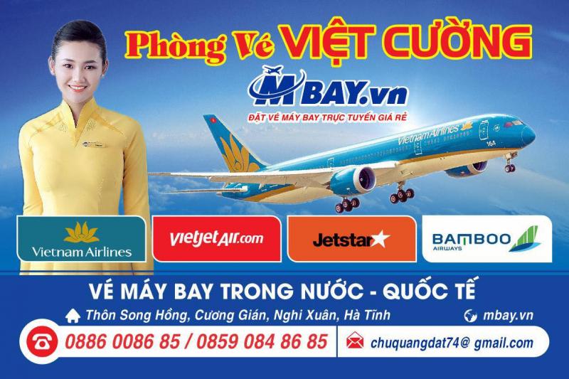 Phòng Vé Việt Cường