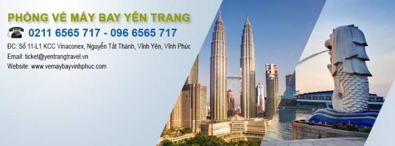 Phòng vé máy bay Yến Trang