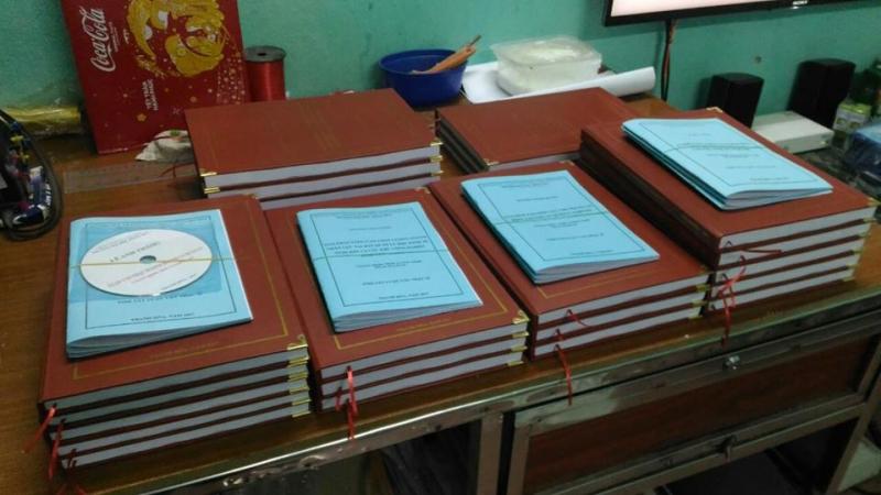Photocopy - in Ấn Xuân Thành