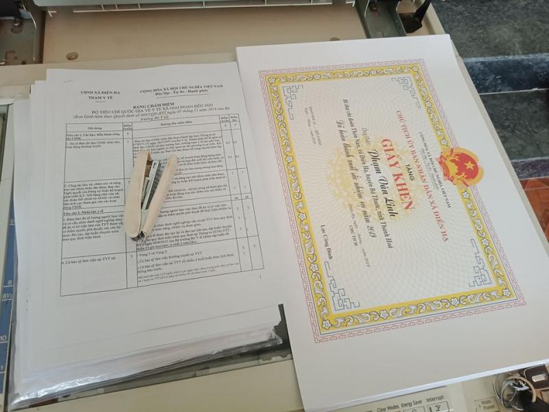 Photocopy Quang Hào