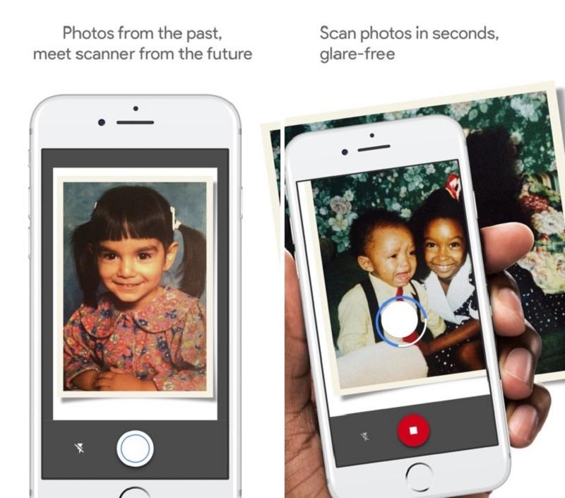 Giao diện ứng dụng PhotoScan