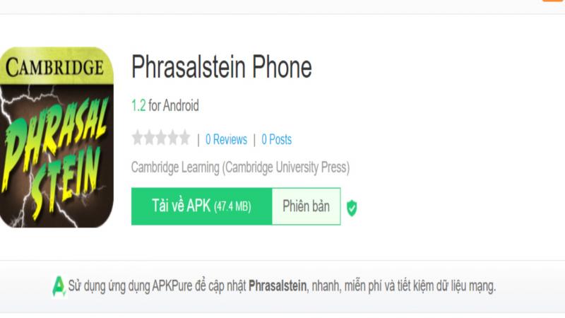 Phrasalstein