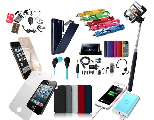Ngoài ốp lưng điện thoại thì Phụ Kiện Giá Sốc còn kinh doanh nhiều mặt hàng phụ kiện khác