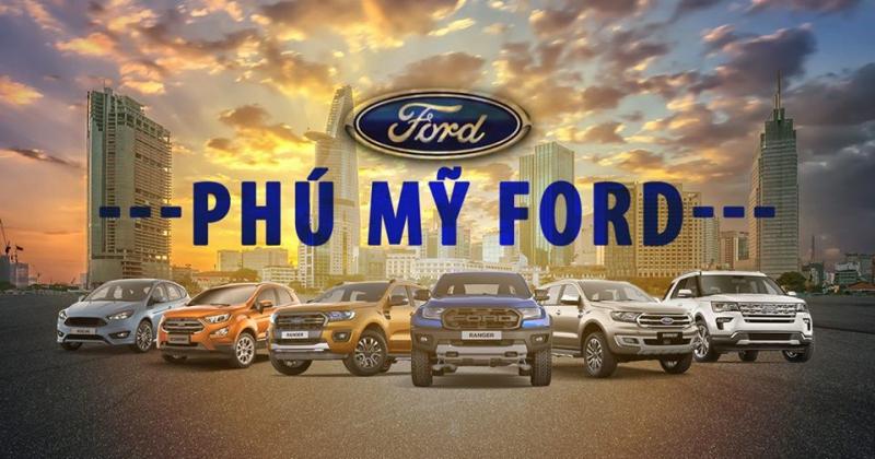 Đại lý Ford Phú Mỹ