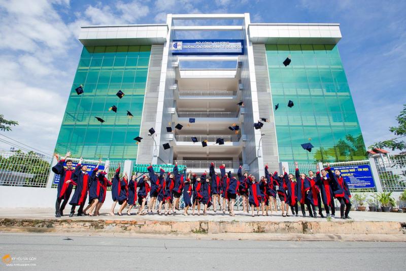 Cao đẳng Kinh tế Đối Ngoại TPHCM