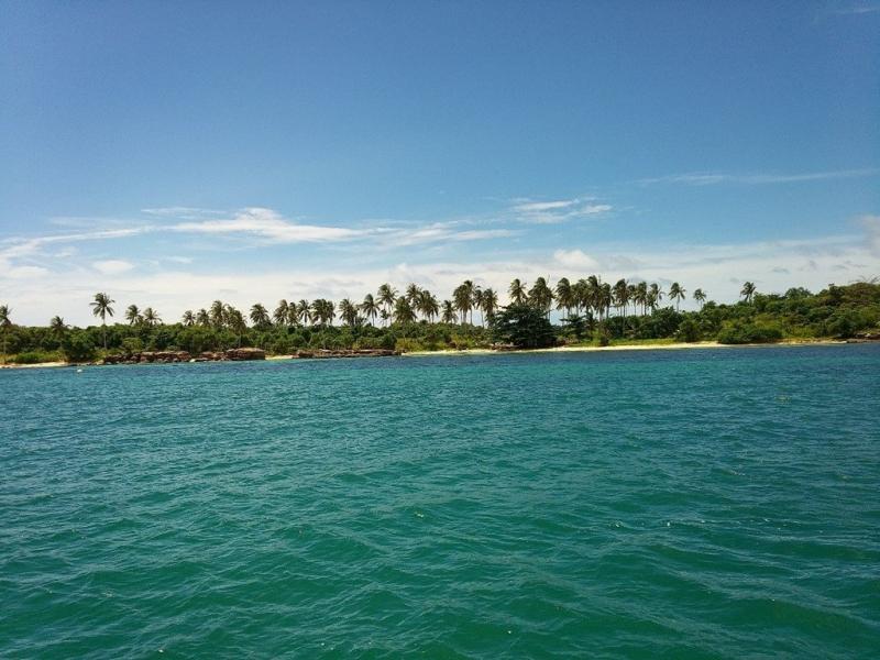 Biển hoang sơ đảo Phú Quốc