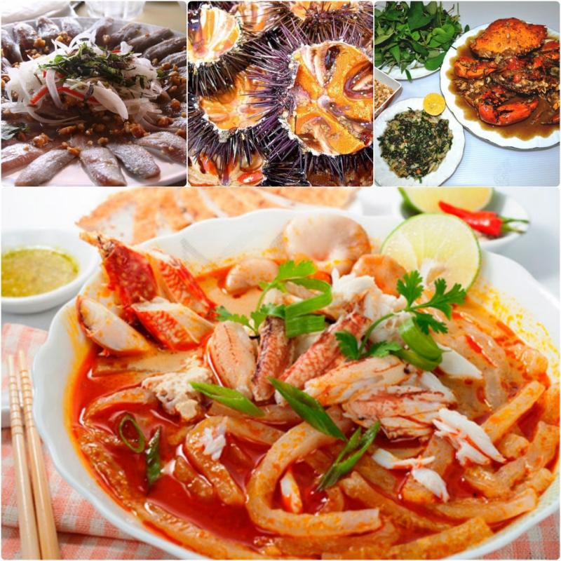 Những món ăn ngon tại Phú Quốc