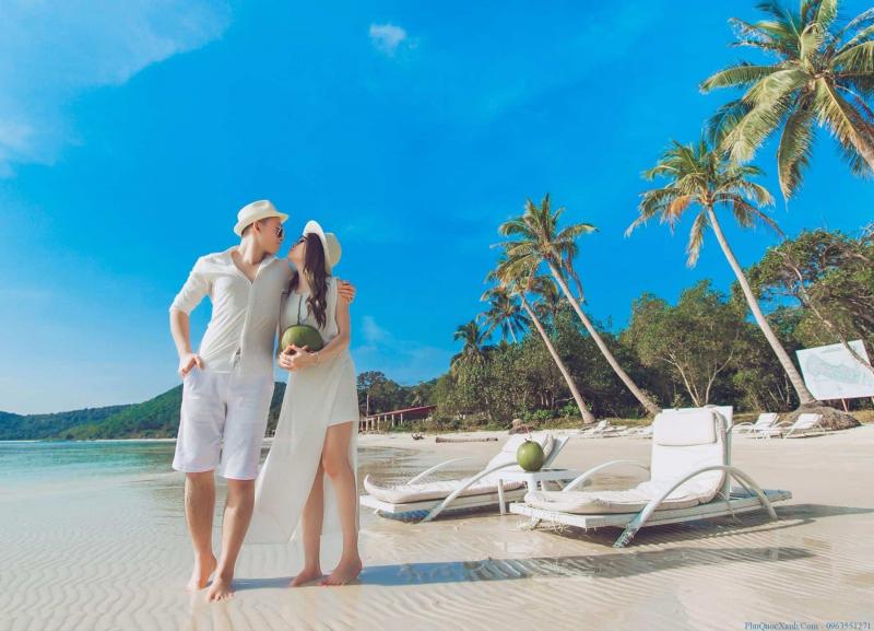 Vẻ đẹp quyến rũ của Phú Quốc hấp dẫn các cặp đôi