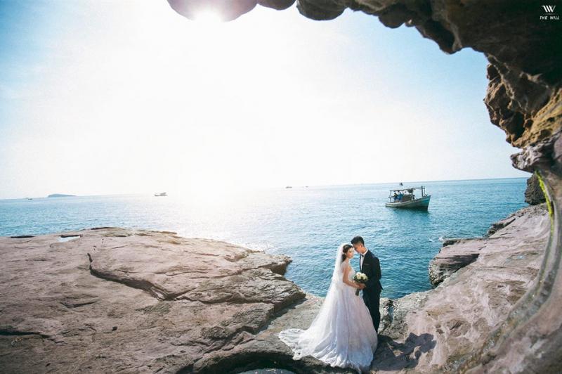 Ảnh cưới ngoại cảnh tại Phú Quốc