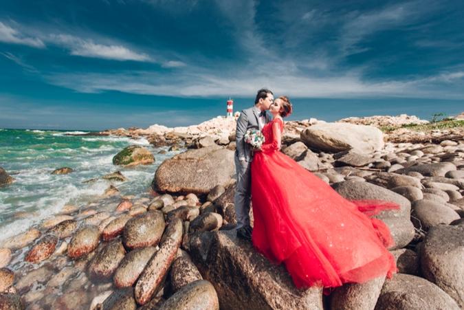 Ghành Đèn Phú Yên, địa điểm chụp ảnh cưới lãng mạn