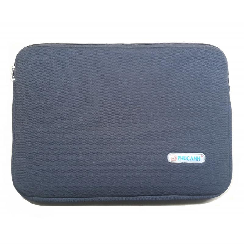 Túi chống sốc laptop Phúc Anh có kích thước từ 10-15 inch với 3 tông màu đen, xám và nâu chủ đạo