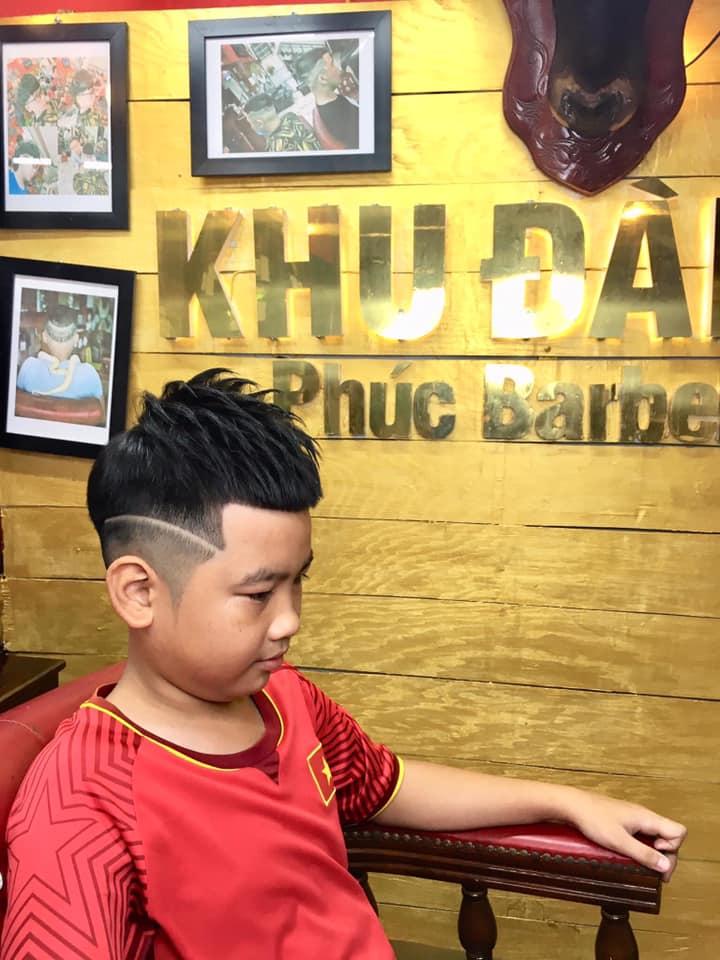Top 7 Tiệm cắt tóc nam đẹp và chất lượng nhất TP. Tam Kỳ, Quảng Nam