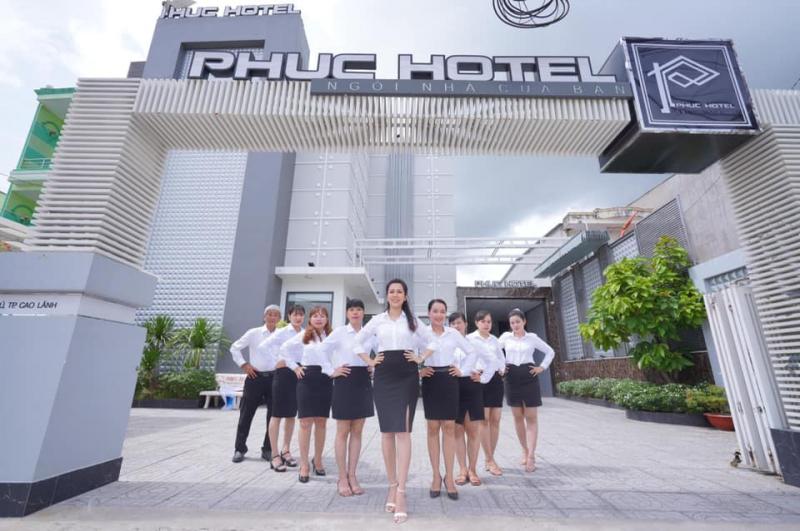 Phúc hotel Cao Lãnh