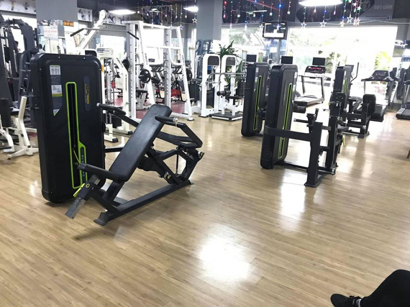Phúc Hưng Fitness