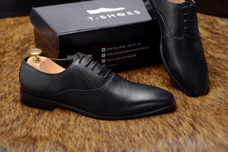 Những mẫu giày sang trọng, lịch lãm tại Phúc Shoes