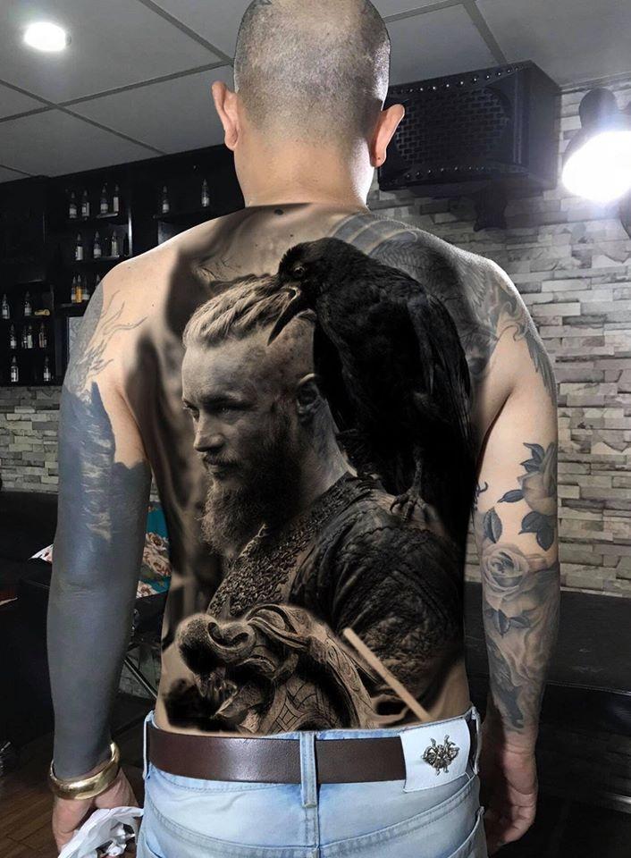Phục Xăm Tây Ninh (Phục Tattoo)