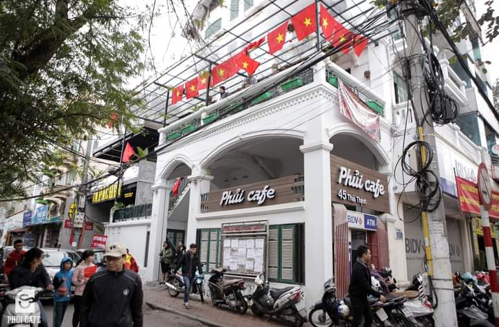Phủi Cafe