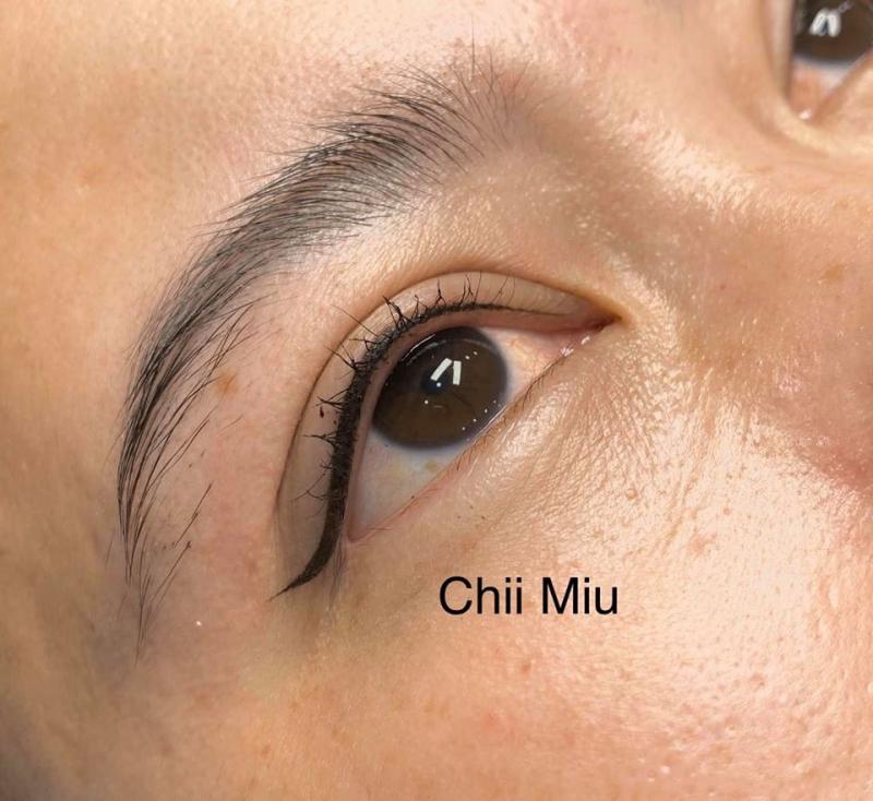 Phun xăm thẩm mỹ Chii Miu