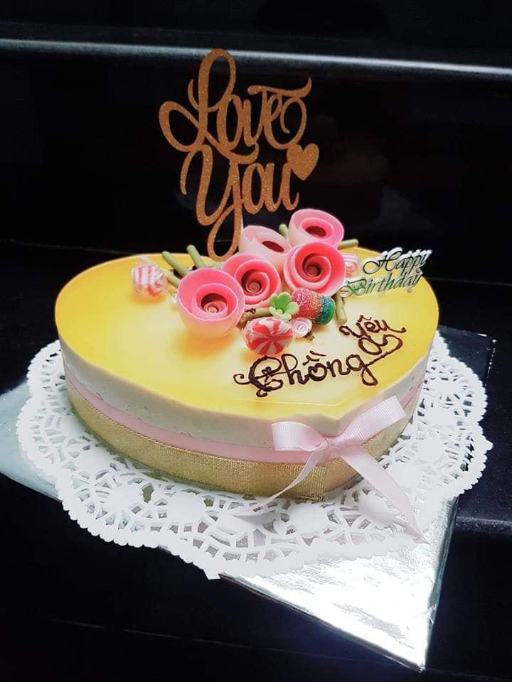 Tiệm bánh online Phùng Lạc Phong cũng là một trong những cửa hàng bánh sinh nhật chất lượng cao
