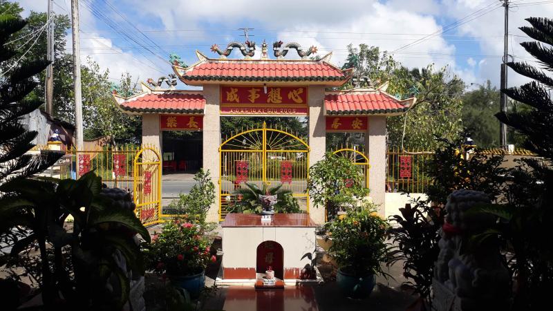 Phuoc Duc Ancient Temple