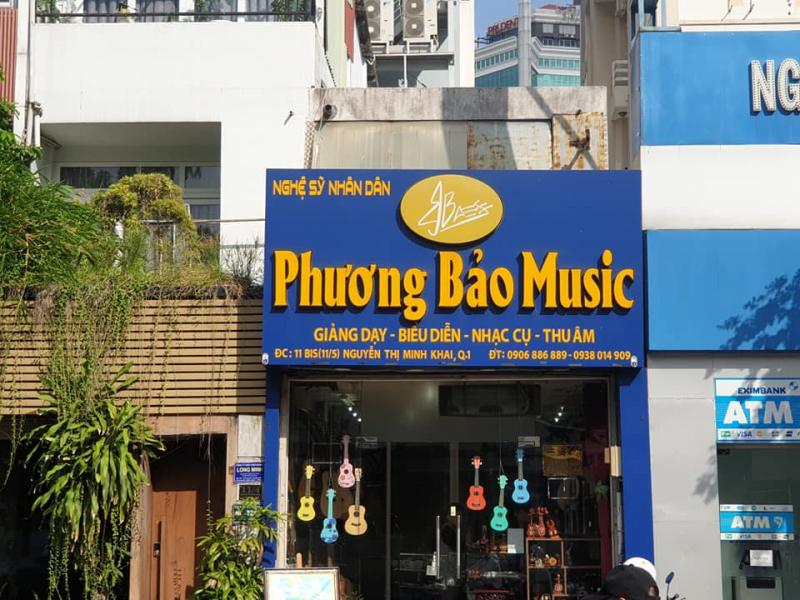 Phương Bảo Music