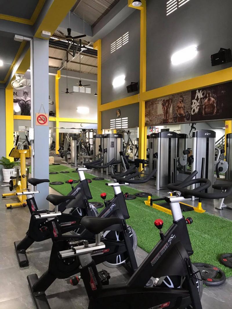 Phượng Định Gym Center Fitness