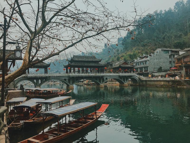 Phong cảnh thơ mộng