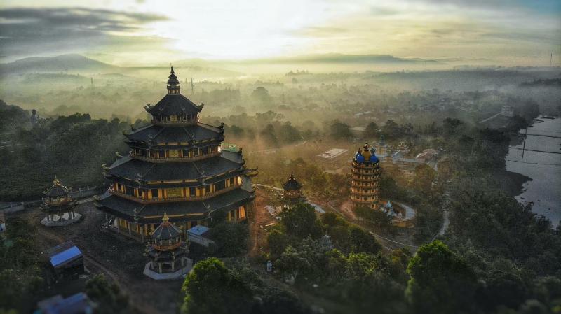 làng chùa Đại Ninh
