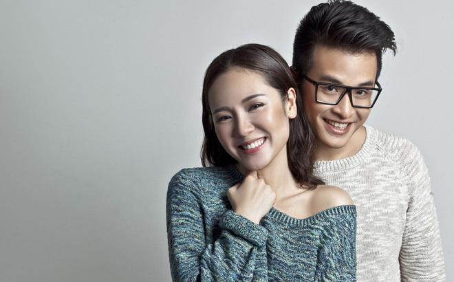 Phương Linh và Hà Anh Tuấn