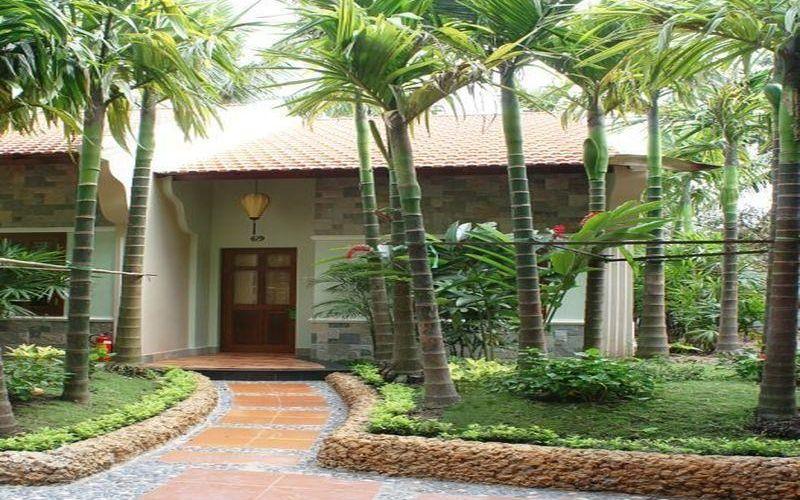 Những căn hộ nhỏ dành để lưu trú tại Phương Nam Resort