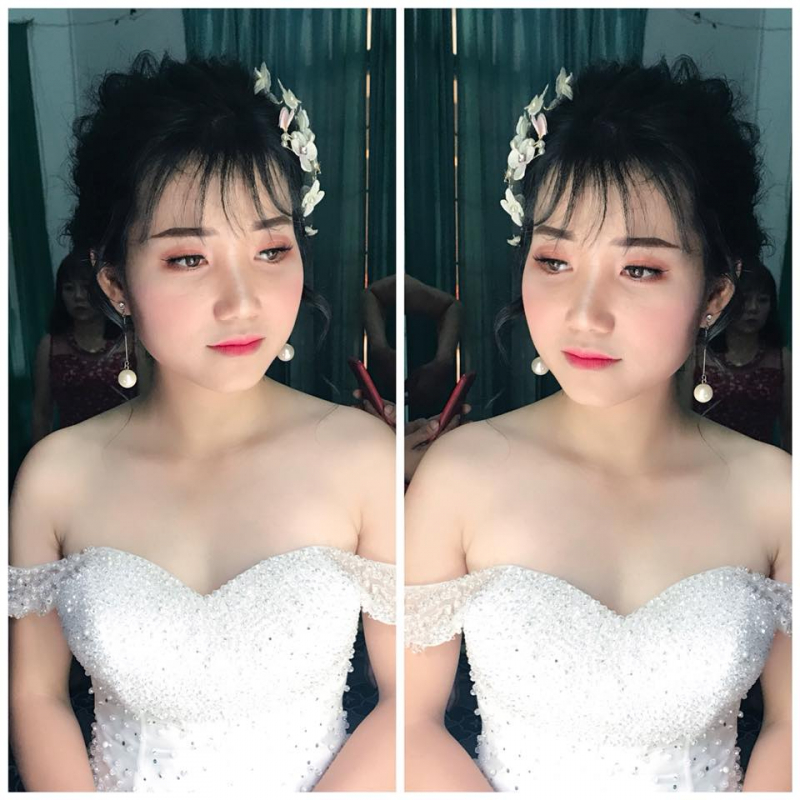 Phương Ngoan Hiền Make Up