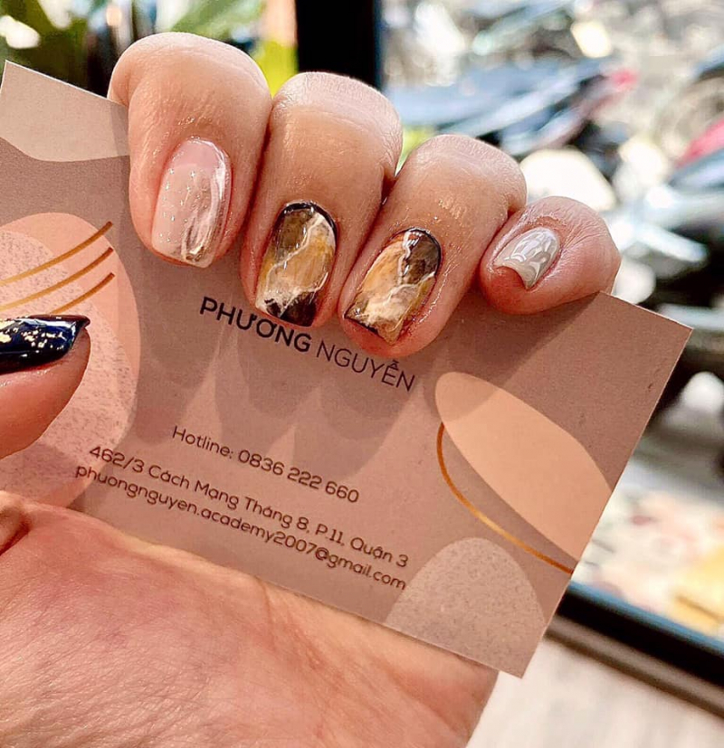 Phuong Nguyen Nails Beauty