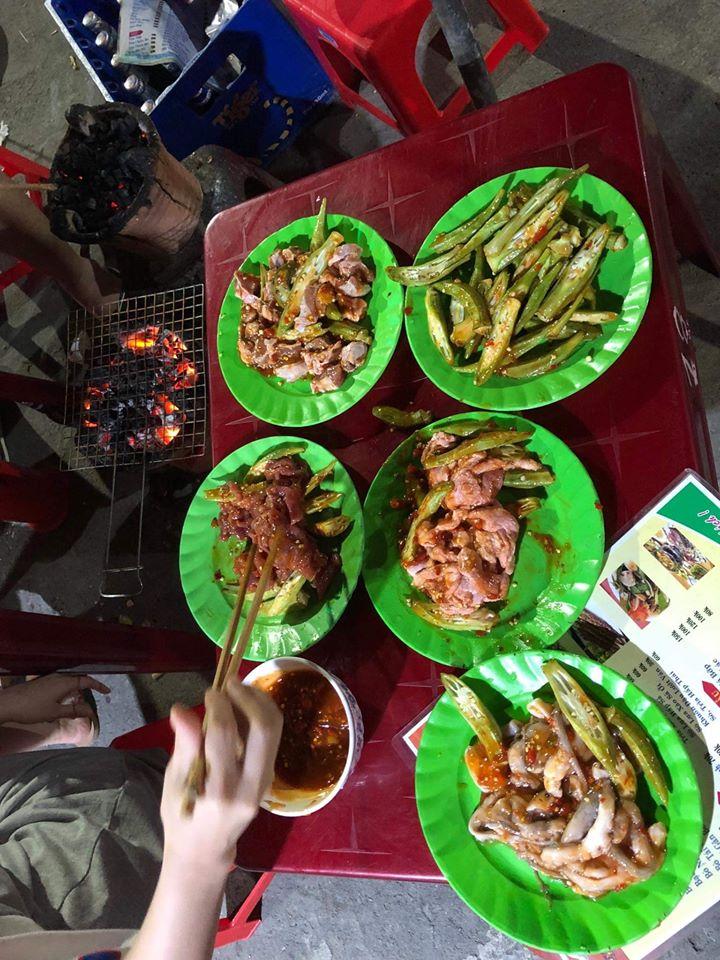 Phượng nướng cay 40 Bà Triệu_TP Huế
