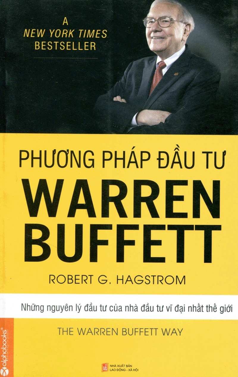 Cuốn sách Phương Pháp Đầu Tư Warren Buffett