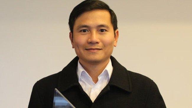 Tiến sĩ Chu Hoàng Long