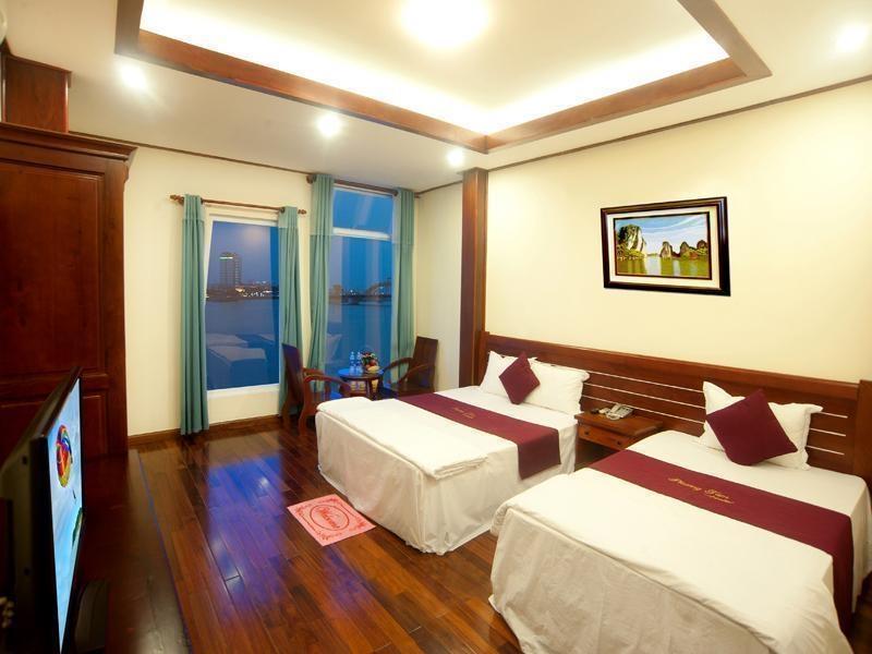 Phòng nghỉ tại Phương Tâm Hotel Da Nang