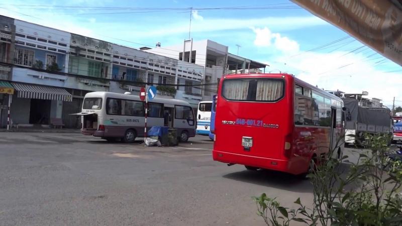 Phương tiện di chuyển đến Sa Đéc gồm xe khách và xe máy
