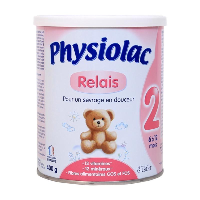 Physiolac - Pháp