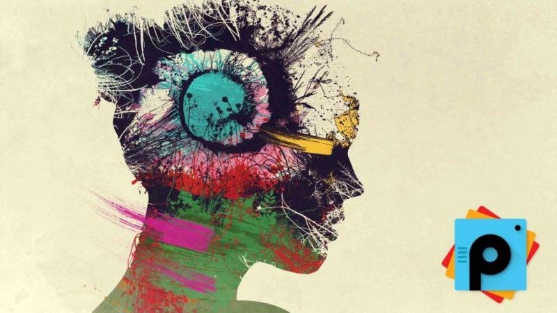 Picsart giúp bạn thỏa sức sáng tạo