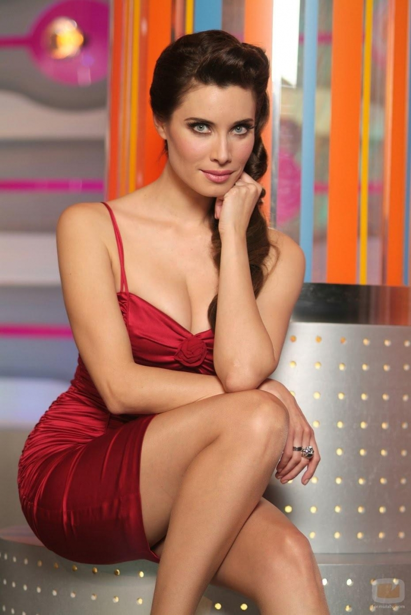 Dù đã bước sang tuổi 40 nhưng vẻ sắc sảo, xinh đẹp và nét quyến rũ của Pilar Rubio vẫn không hề giảm đi