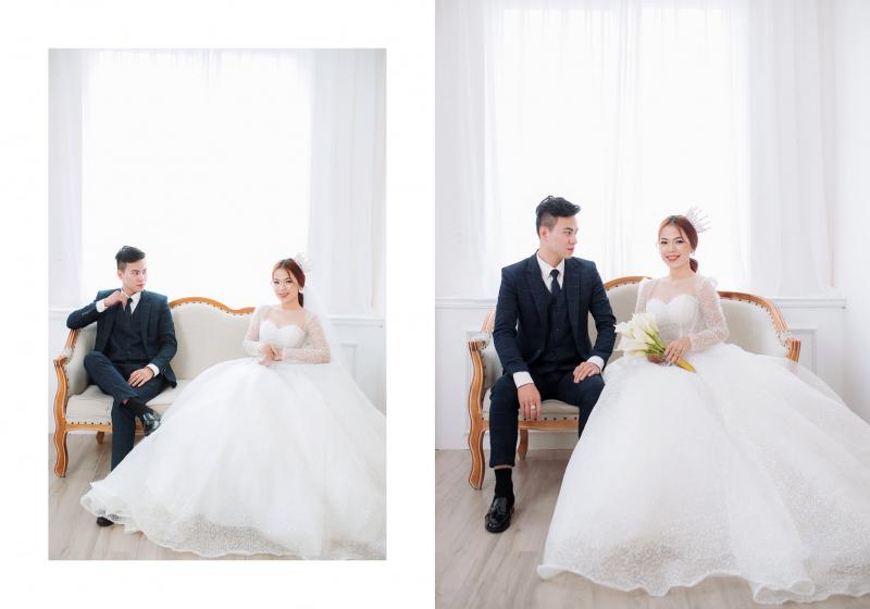 Pin Nguyen Wedding Studio