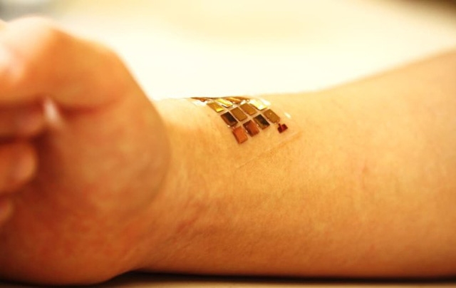 Pin sử dụng năng lượng từ da người sẽ không còn là viễn tưởng