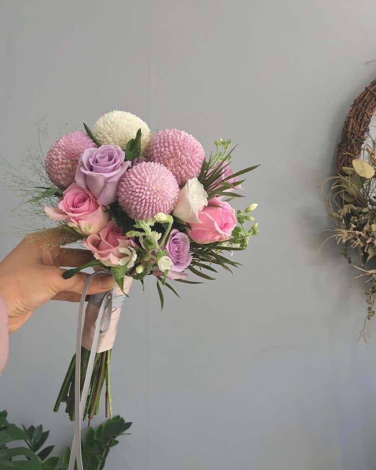 Ping Pông Flowers
